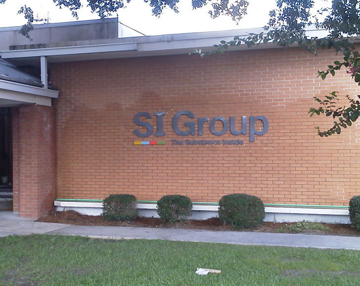 SI Group Entrance